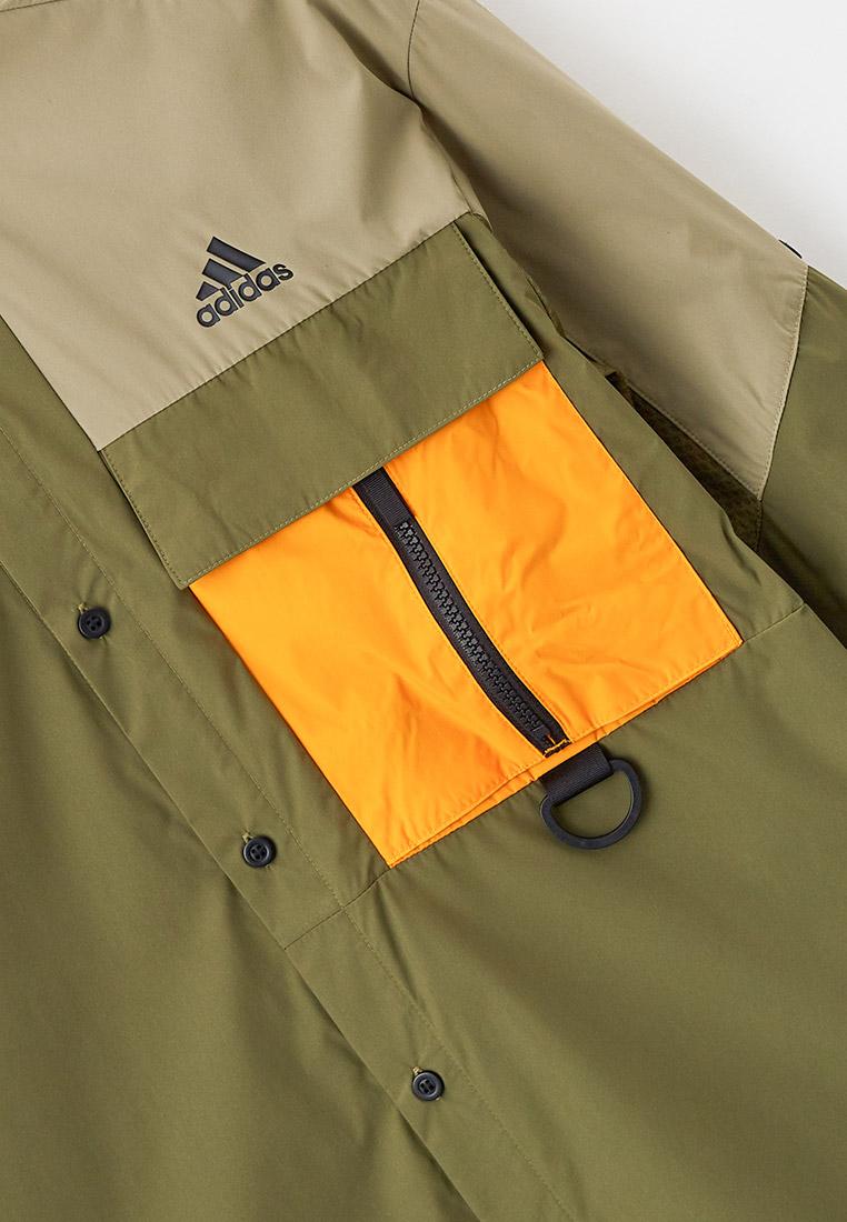 Женские рубашки с длинным рукавом Adidas (Адидас) H13775: изображение 3