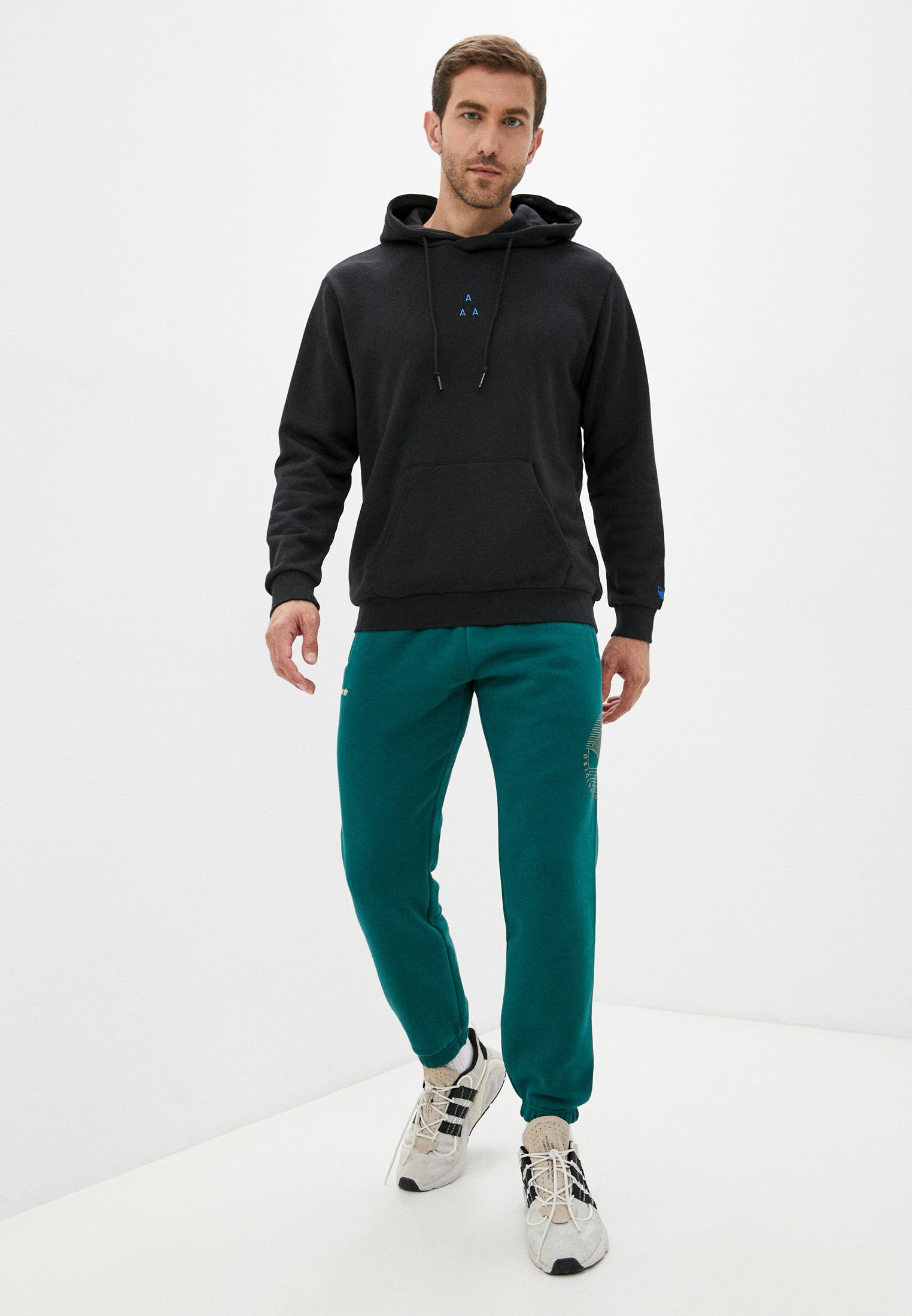 Толстовка Adidas Originals (Адидас Ориджиналс) H20490: изображение 2