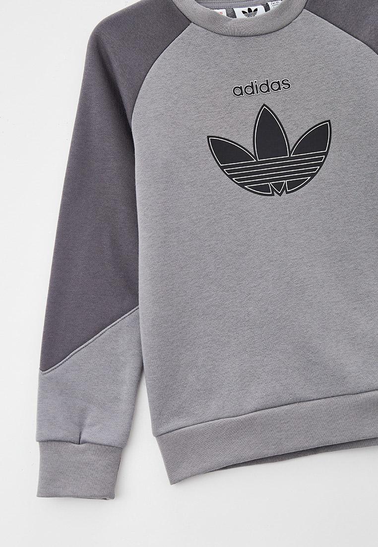 Толстовка Adidas Originals (Адидас Ориджиналс) H31211: изображение 3