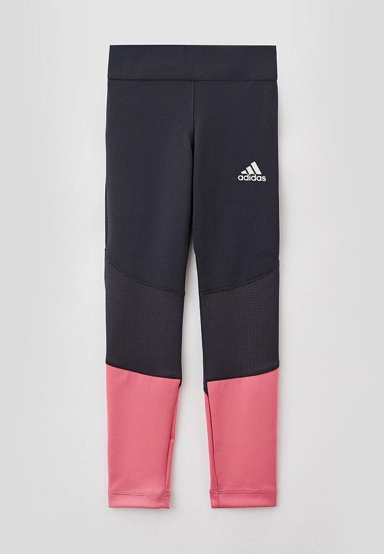 Спортивные брюки для девочек Adidas (Адидас) H40091