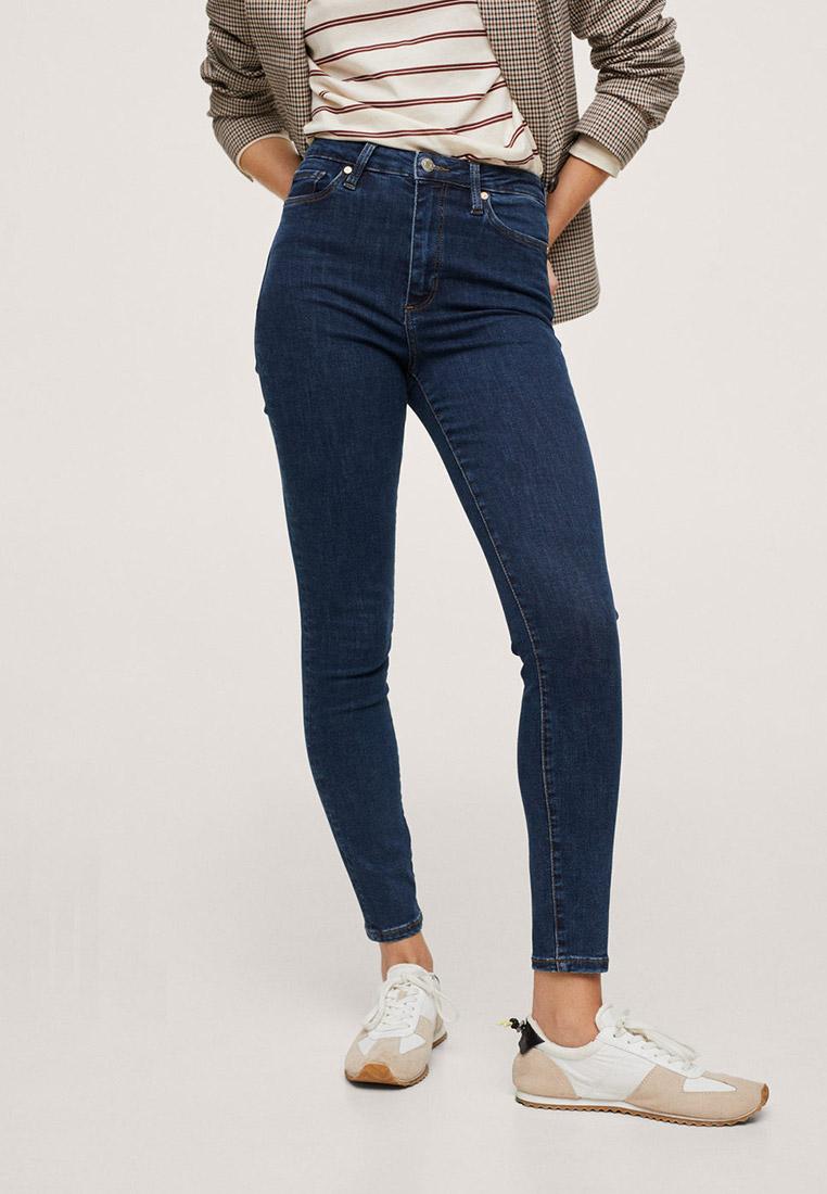 Зауженные джинсы Mango (Манго) 17053757