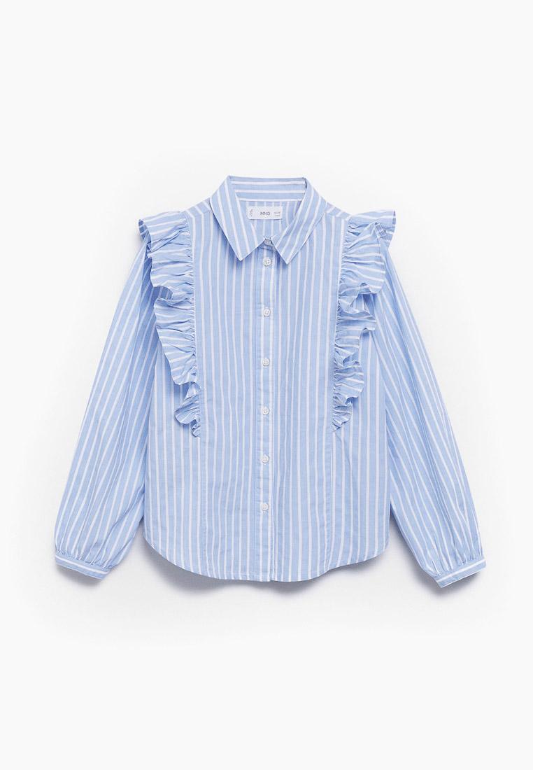 Рубашка Mango Kids (Манго Кидс) 17083258