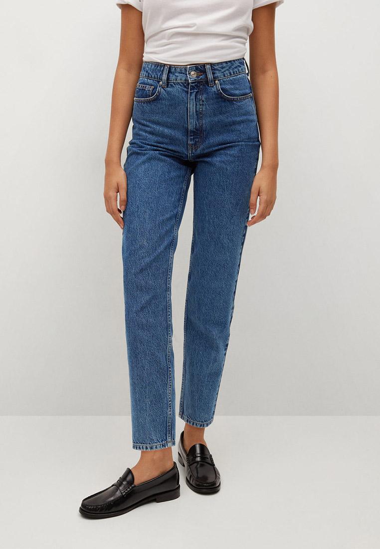 Прямые джинсы Mango (Манго) 17043270