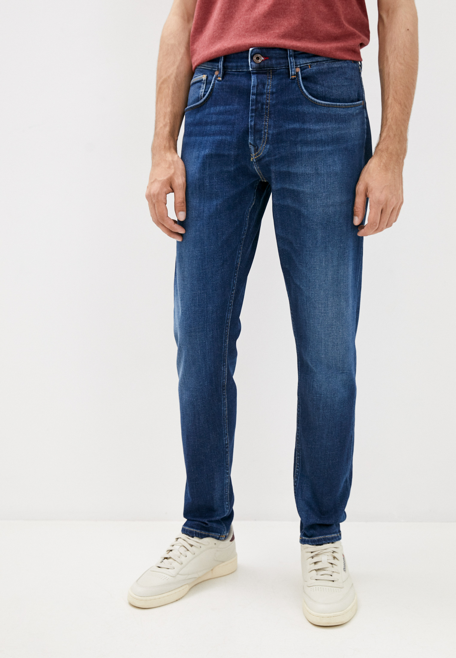 Зауженные джинсы Pepe Jeans (Пепе Джинс) PM205832DI0