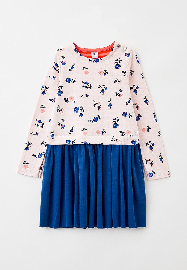 Повседневное платье Petit Bateau Платье Petit Bateau