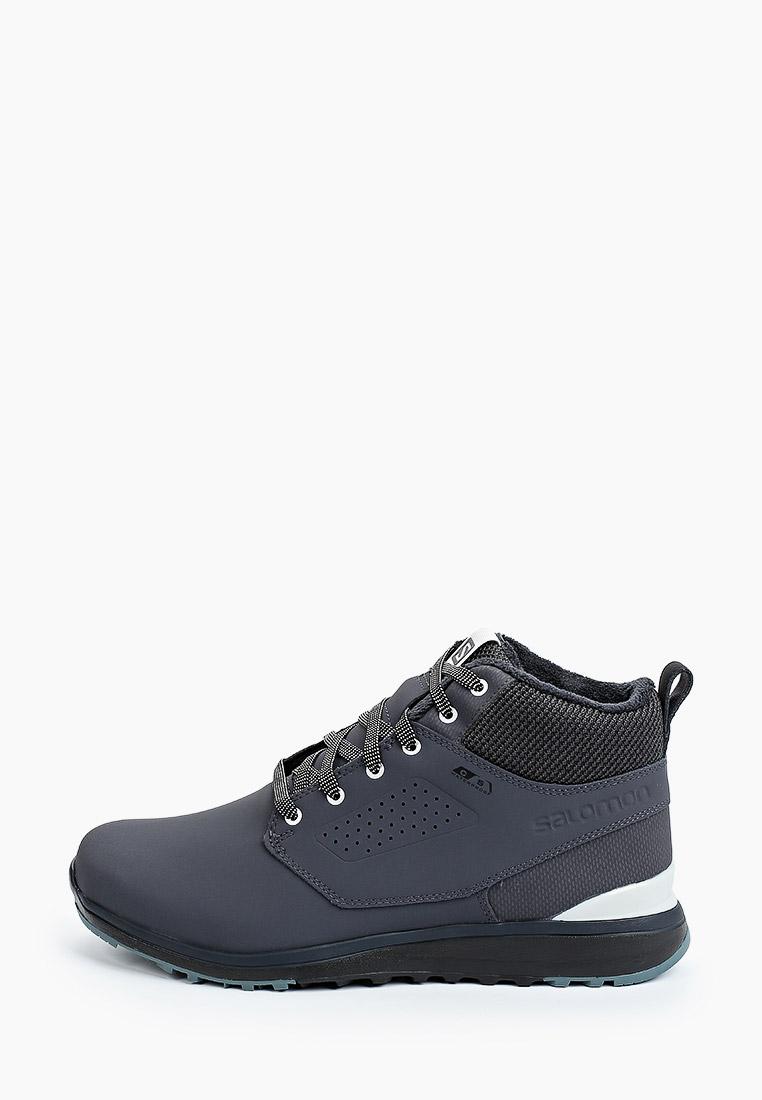 Спортивные мужские ботинки SALOMON (Саломон) L41446100