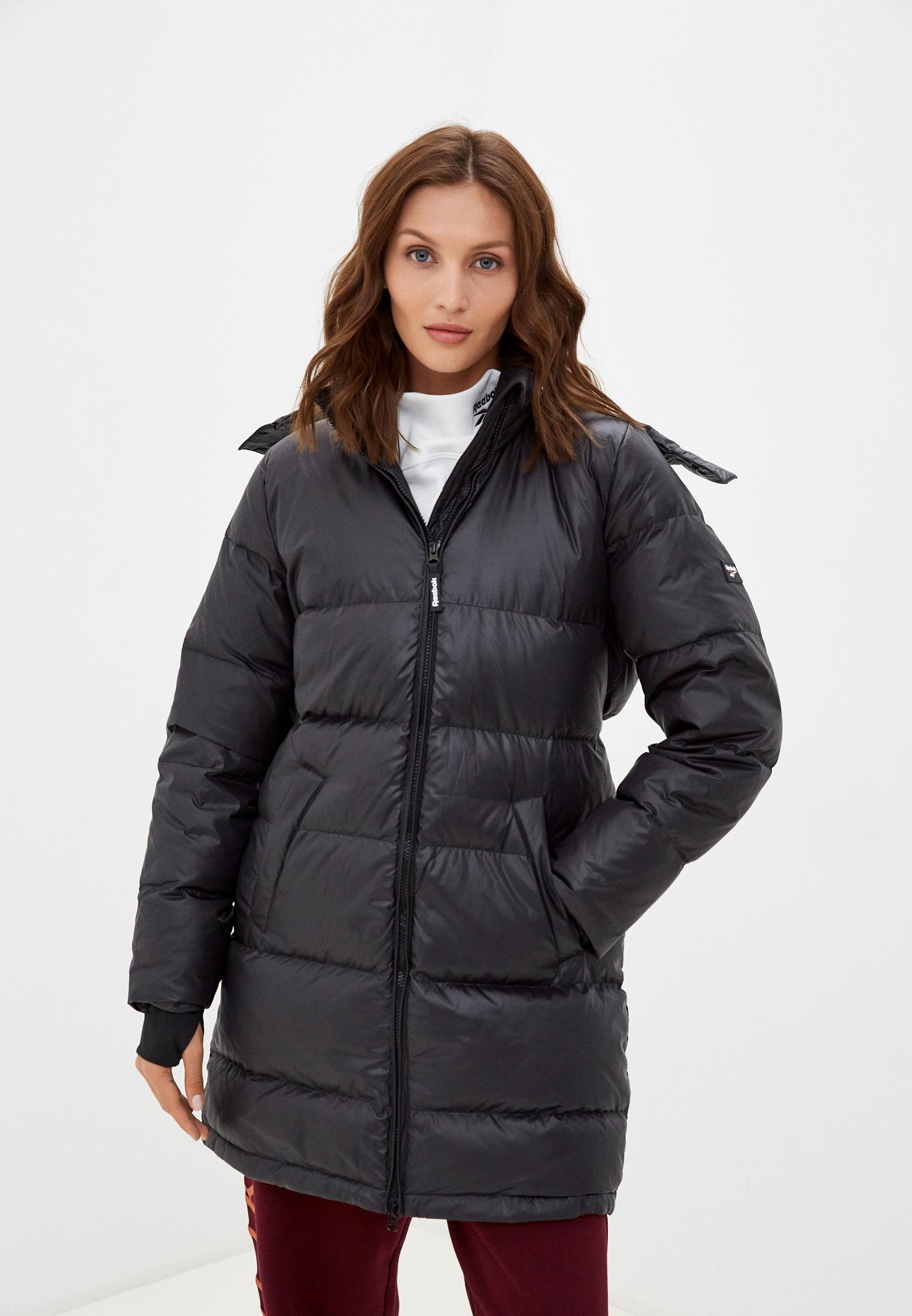 Утепленная куртка Reebok Classic Пуховик Reebok Classic