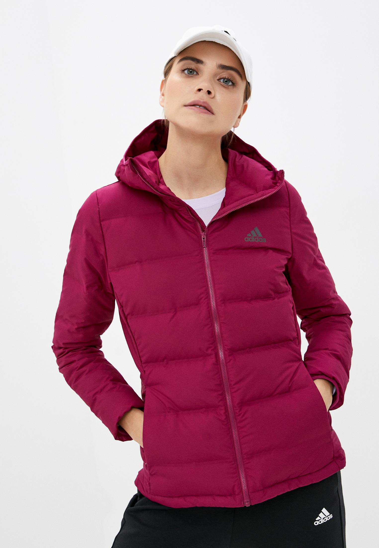 Утепленная куртка Adidas (Адидас) GM5345
