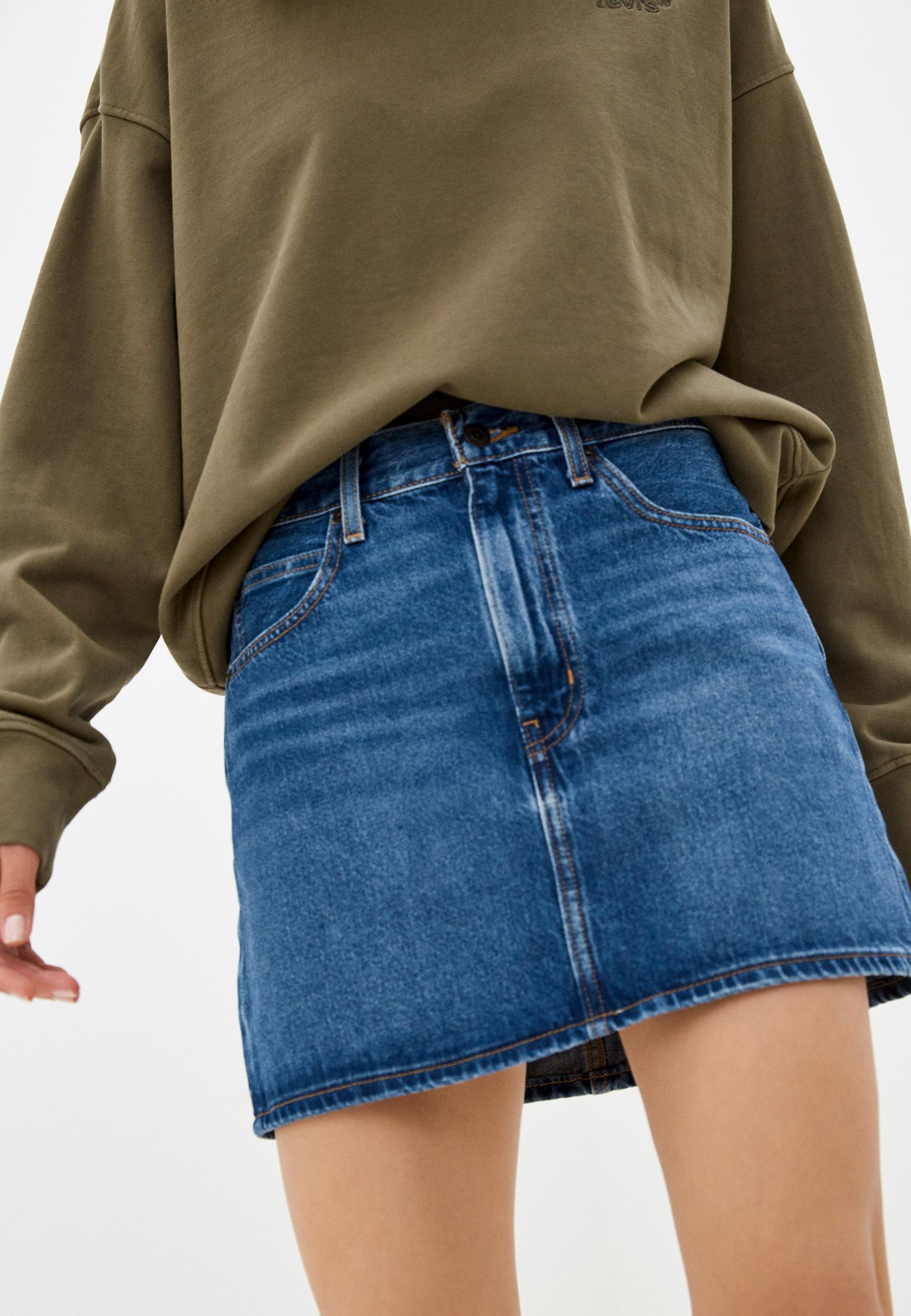 Джинсовая юбка Levi's® A098600000