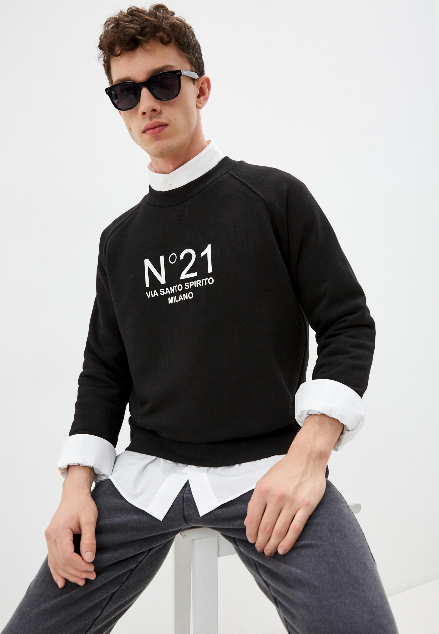 Свитер N21 Свитшот N21