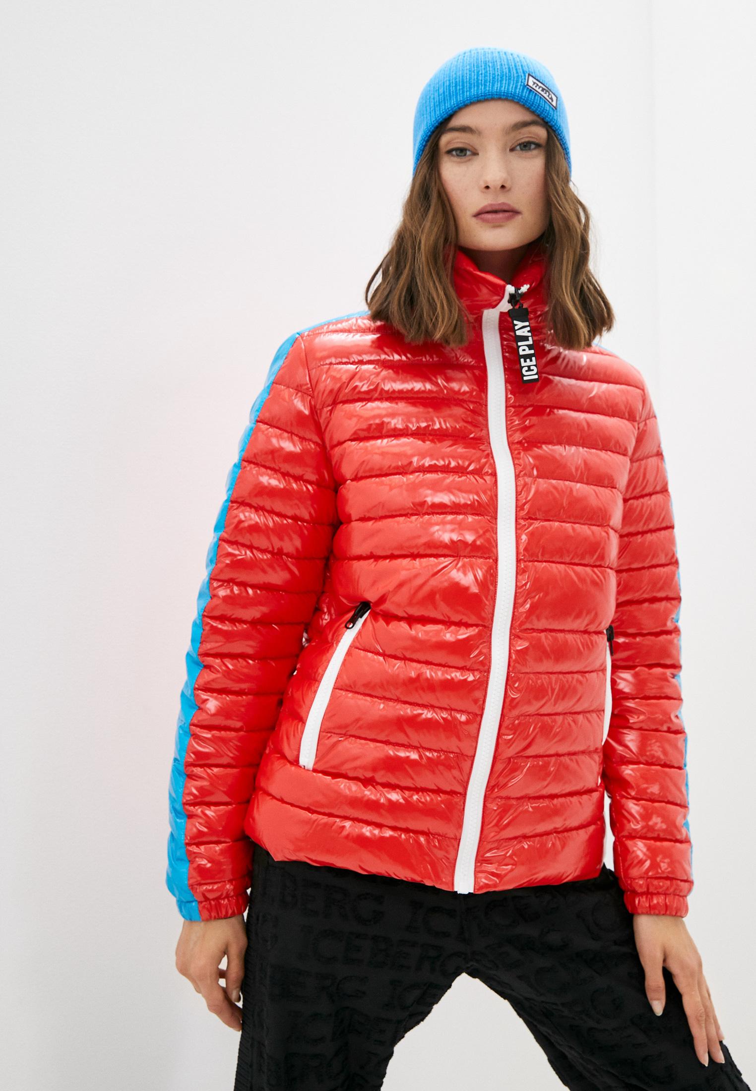 Утепленная куртка Ice Play Куртка утепленная Ice Play