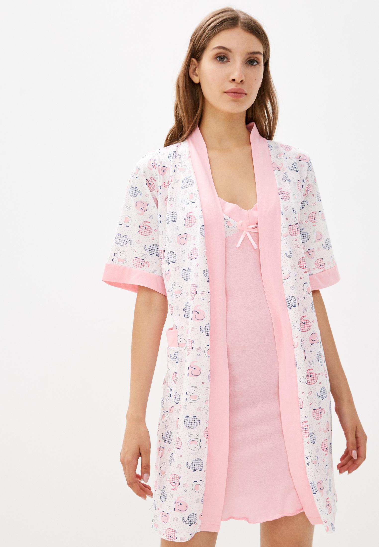 Комплект SleepShy Халат и сорочка ночная SleepShy
