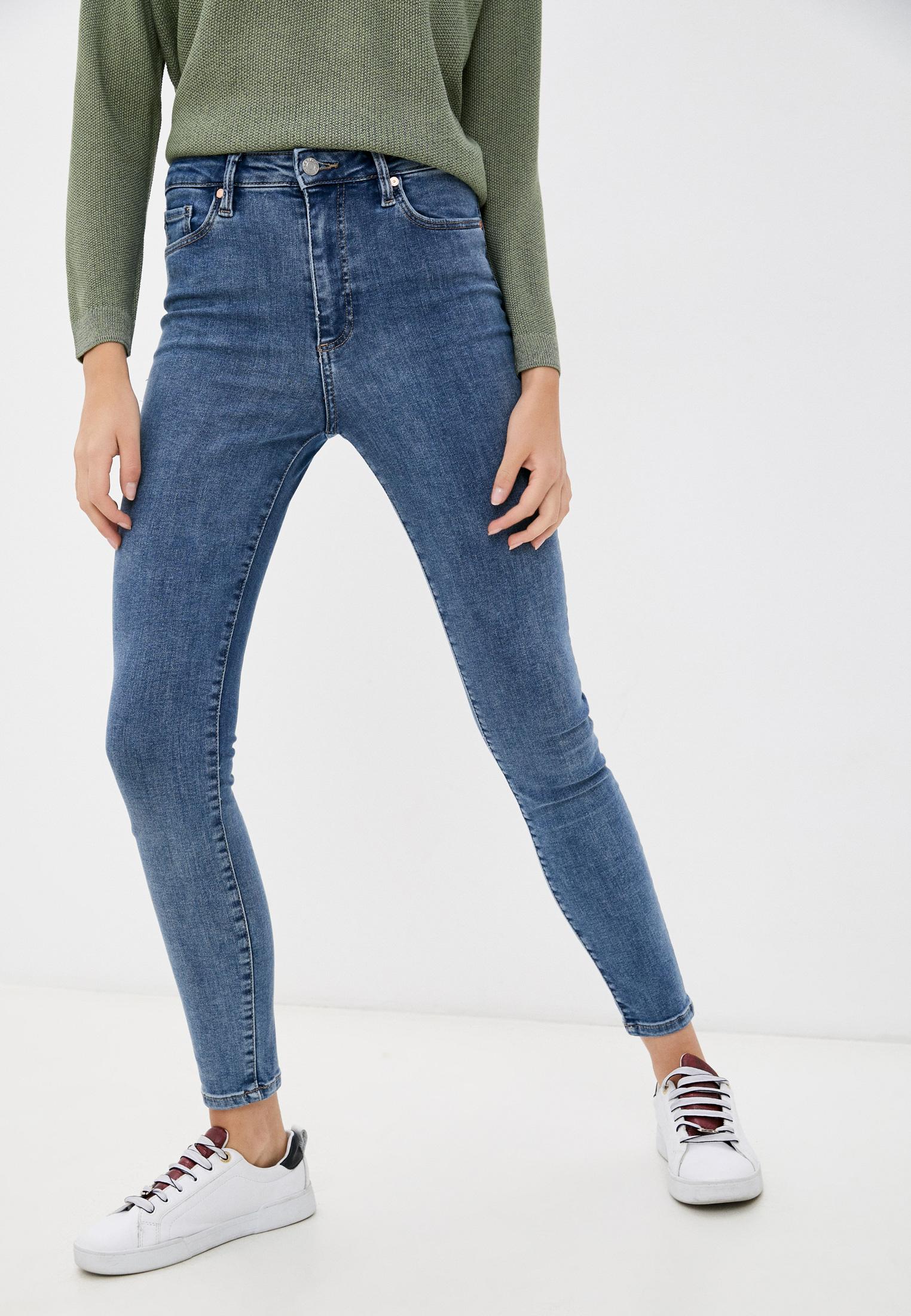 Зауженные джинсы Mango (Манго) 17063758