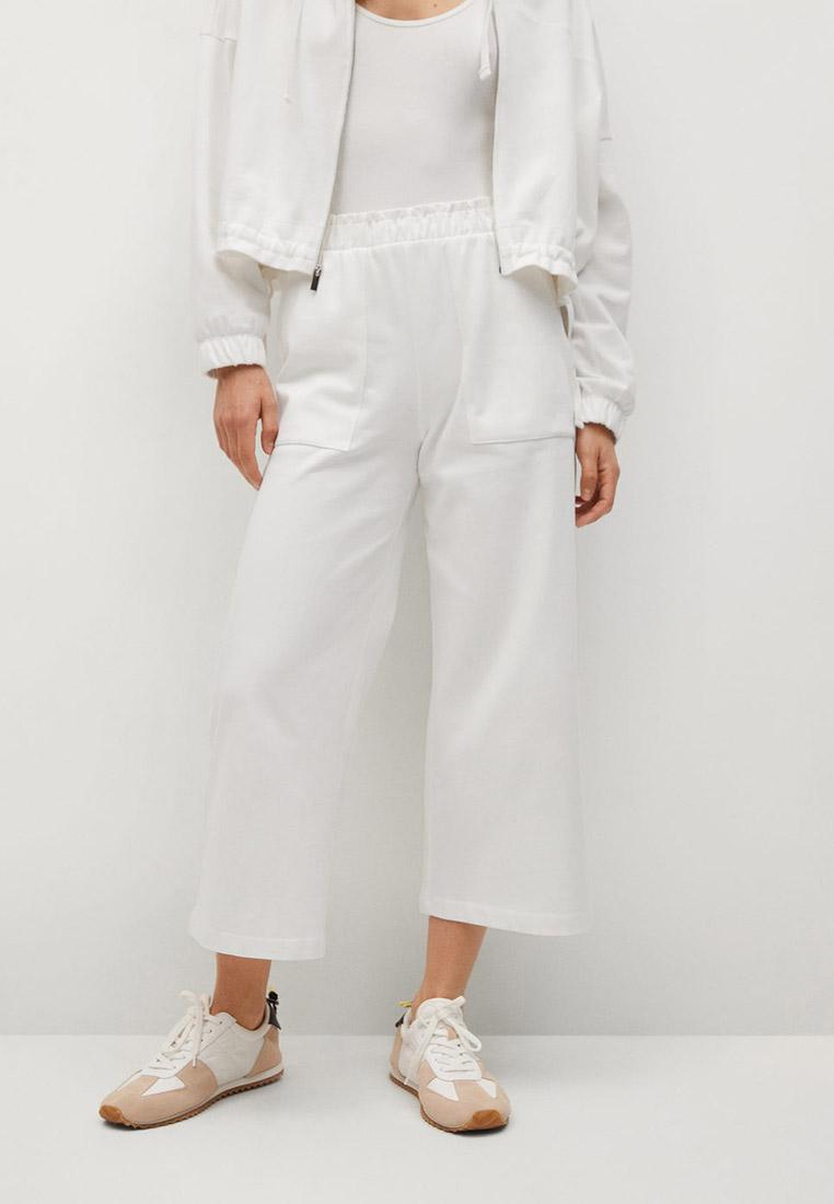 Женские широкие и расклешенные брюки Mango (Манго) 17060254