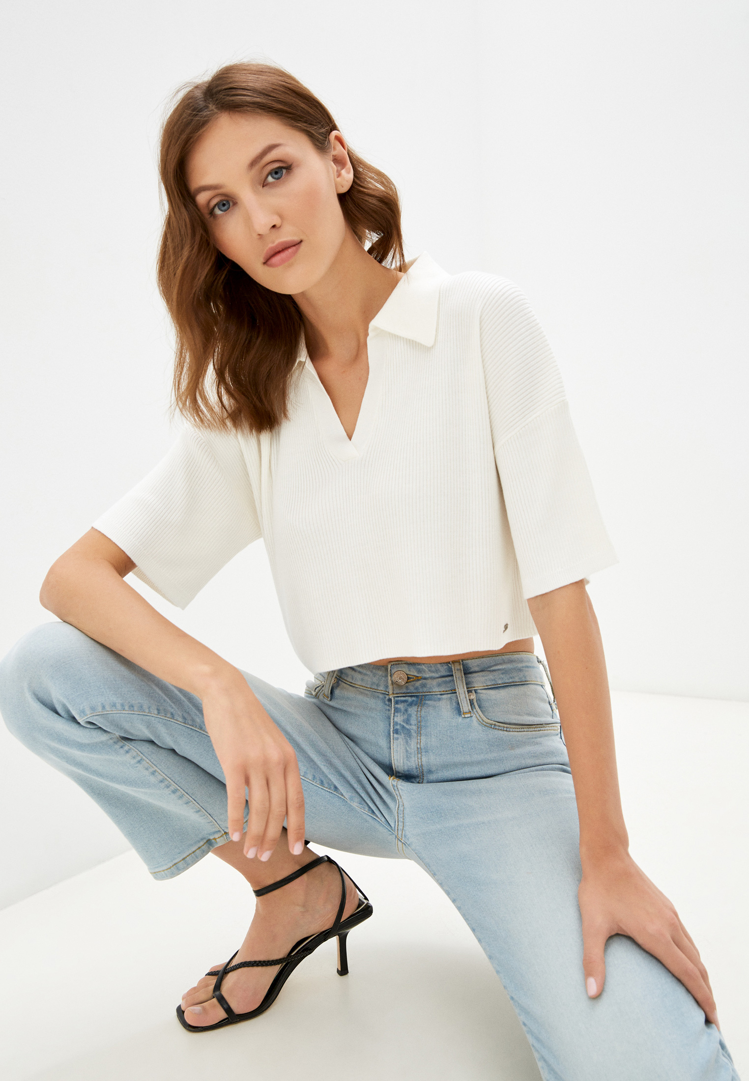 Топ Guess Jeans Топ Guess Jeans