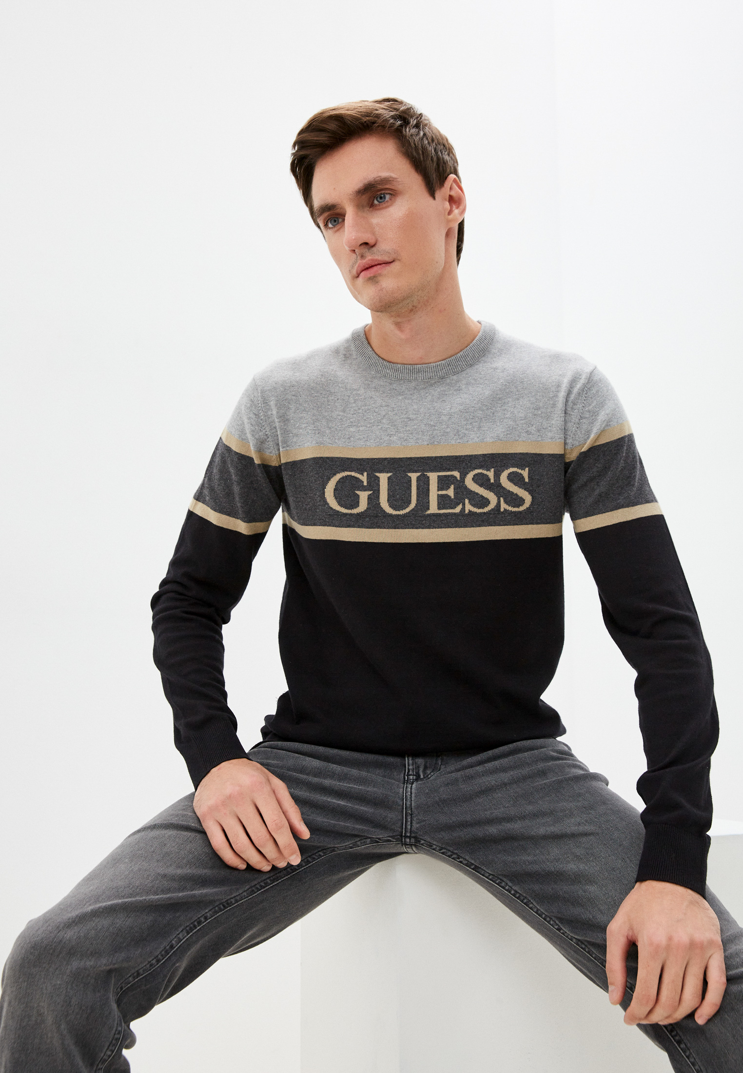 Джемпер Guess Jeans M1YR57Z2SA0