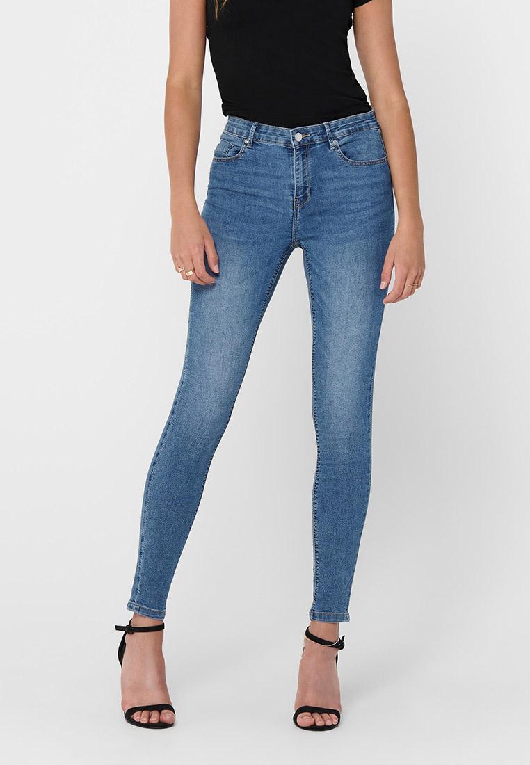 Зауженные джинсы Only (Онли) 15195416