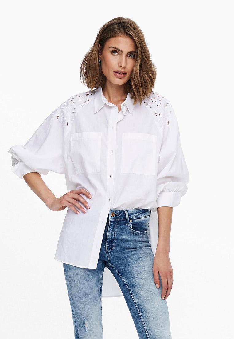 Женские рубашки с длинным рукавом Only (Онли) 15241794