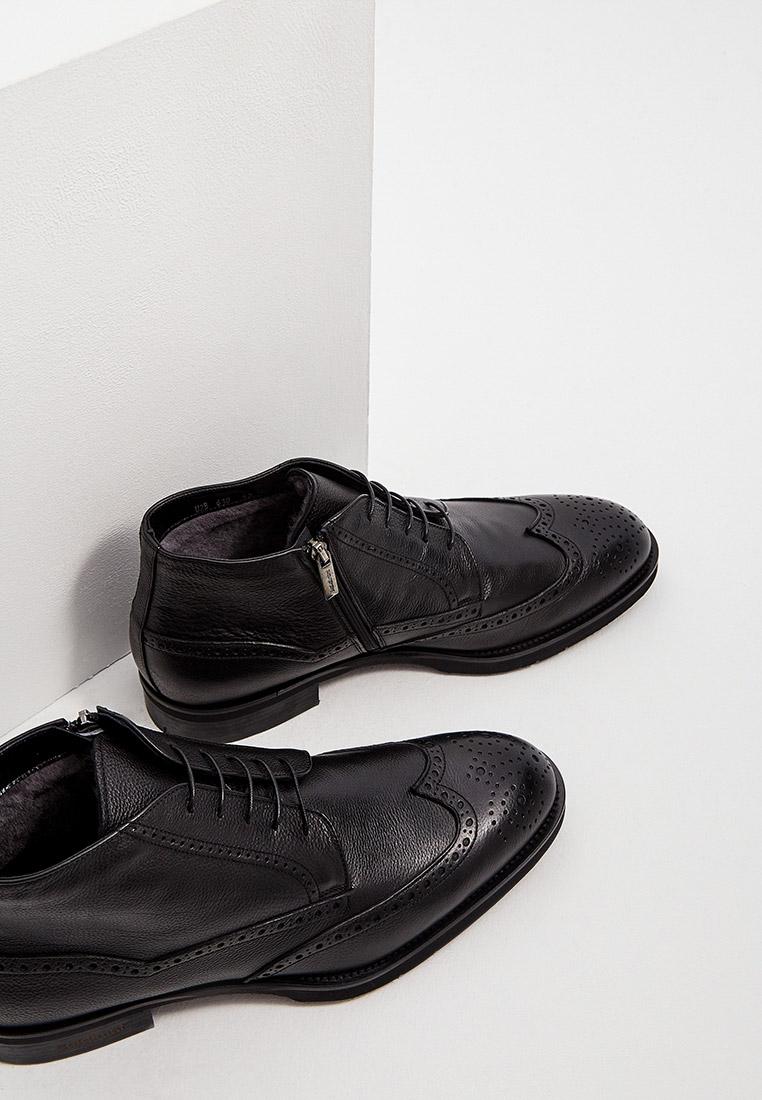 Мужские ботинки Baldinini (Балдинини) U2B618BOTT0000: изображение 5