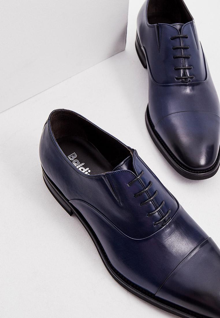 Мужские туфли Baldinini (Балдинини) U2B201PARM1500: изображение 6