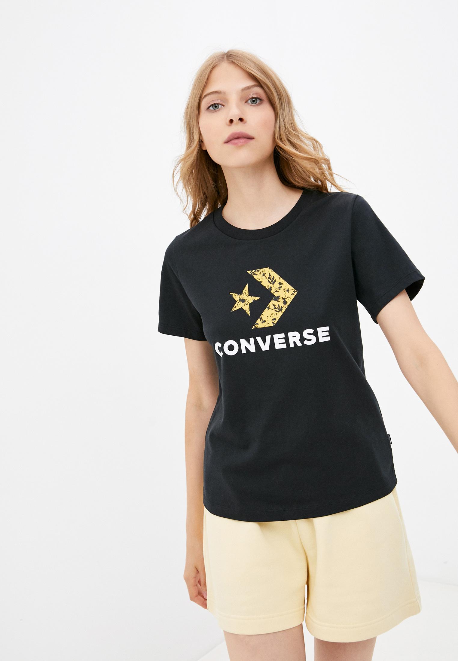 Футболка с коротким рукавом Converse (Конверс) 10022558001