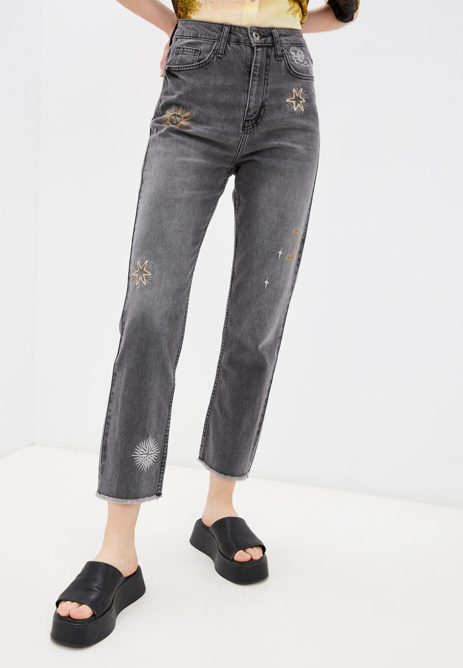 Прямые джинсы Desigual (Дезигуаль) 21WWDD30
