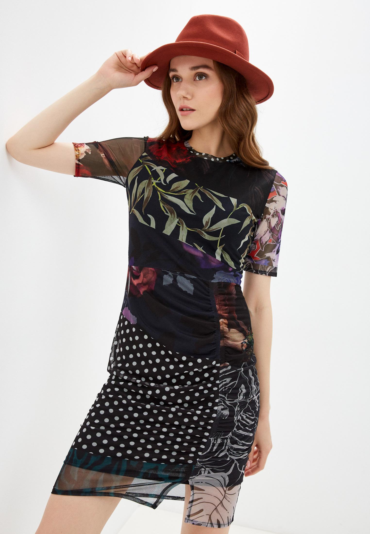Платье Desigual (Дезигуаль) Платье Desigual