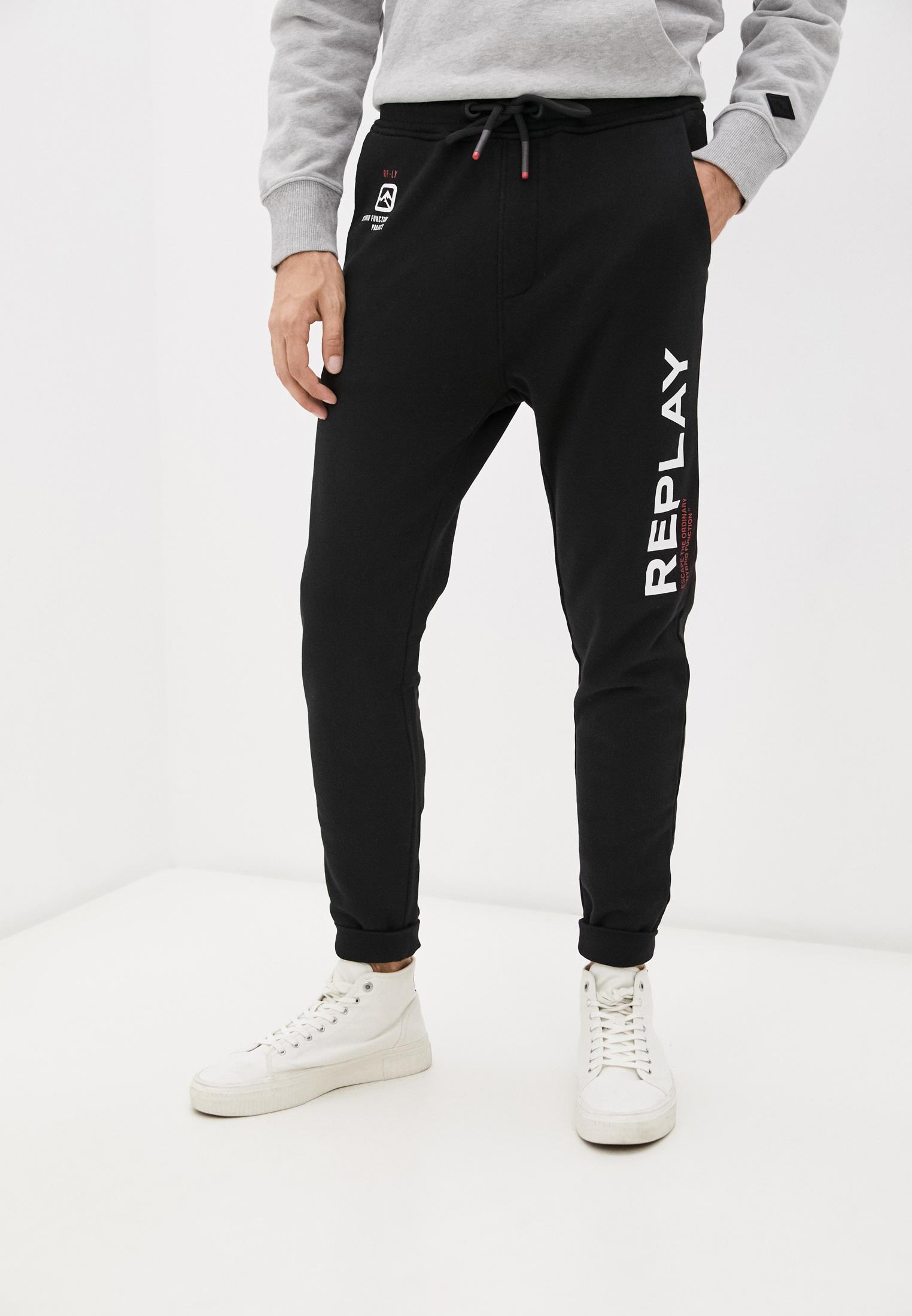 Мужские спортивные брюки Replay (Реплей) M9786.000.21842