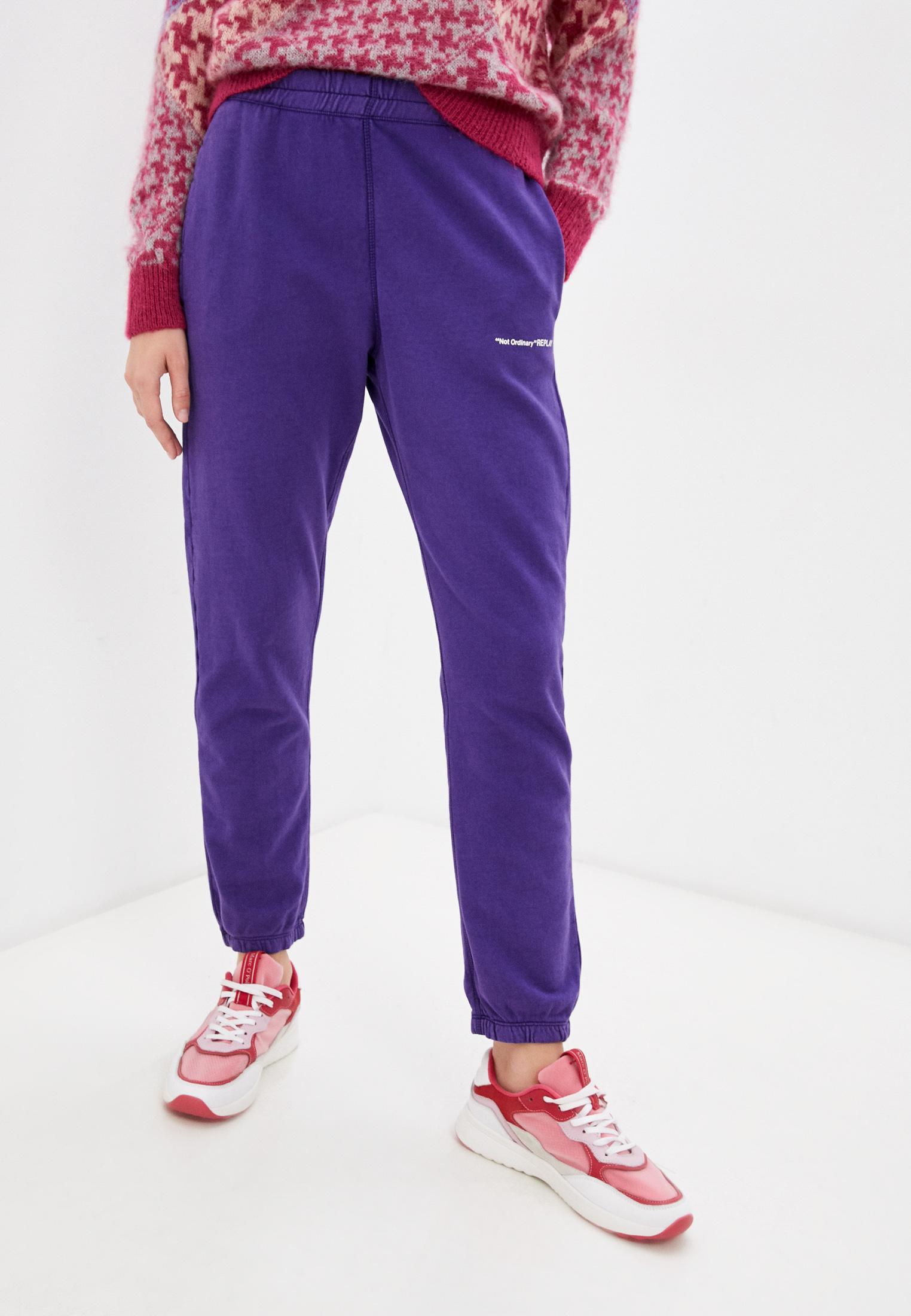 Женские спортивные брюки Replay (Реплей) Брюки спортивные Replay