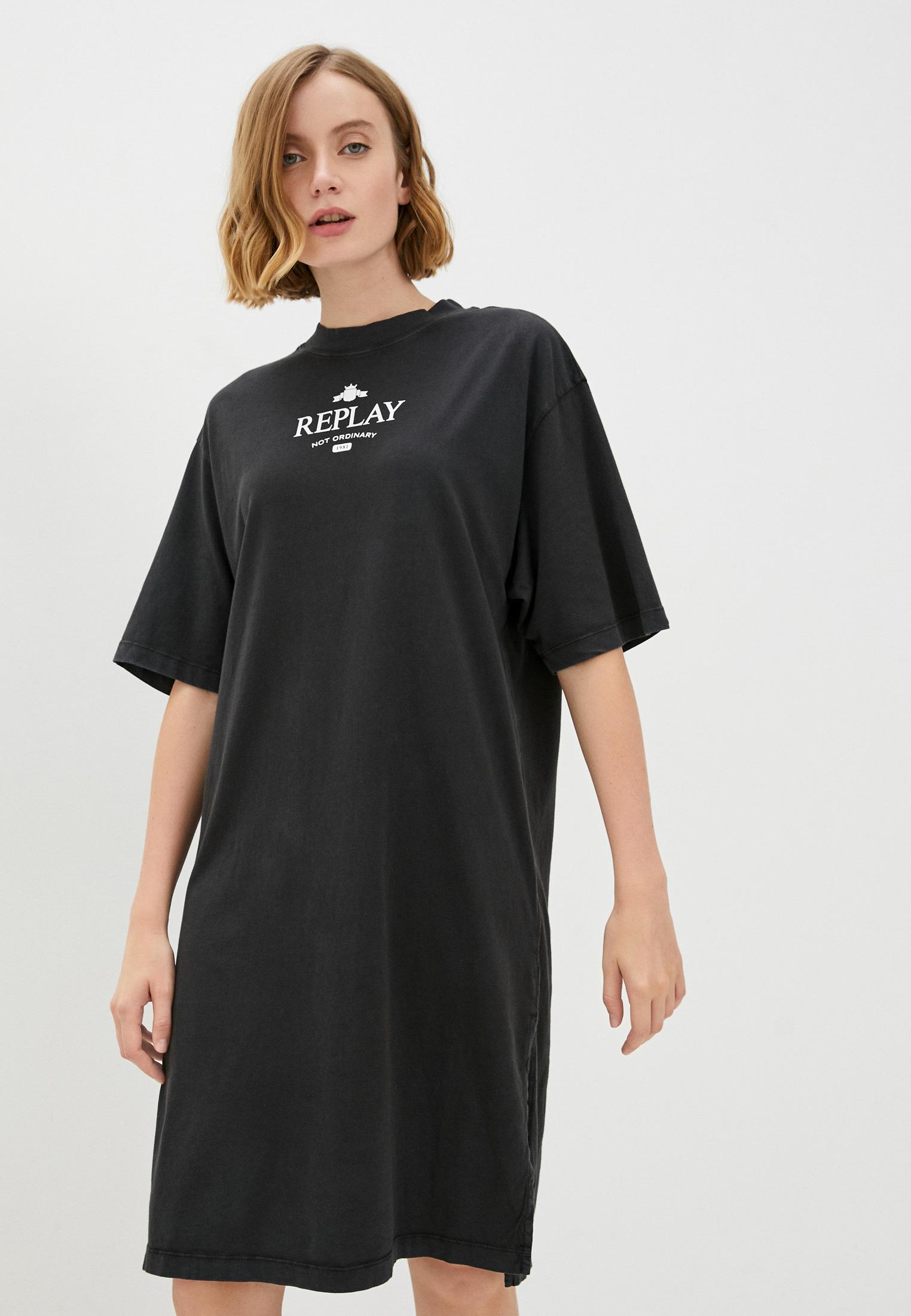 Платье Replay (Реплей) W9713.000.23178LG