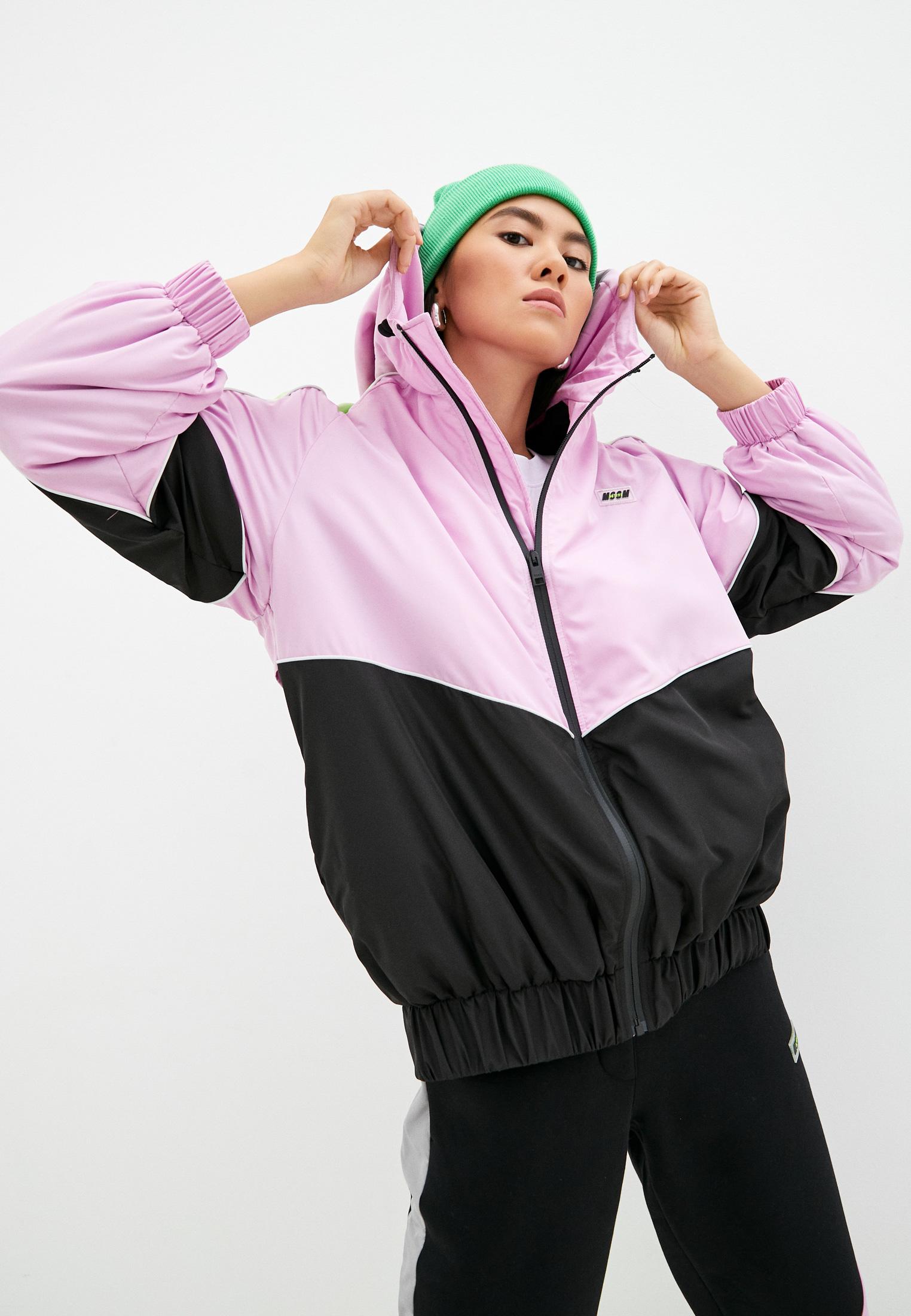 Утепленная куртка MSGM 3145MDH02 217722