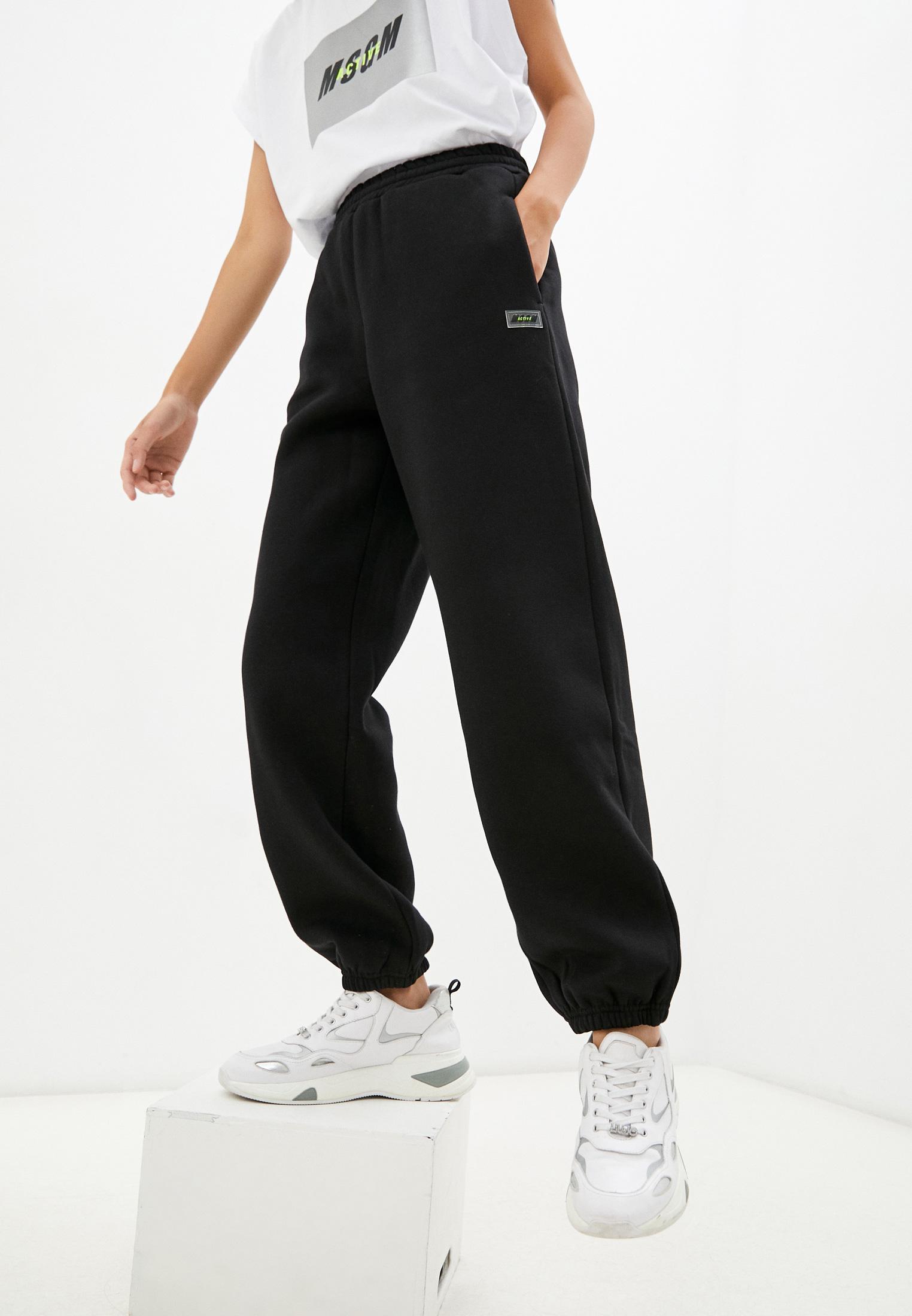 Женские спортивные брюки MSGM Брюки спортивные MSGM