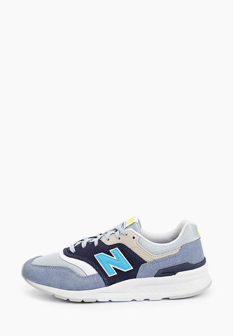 Женские кроссовки New Balance (Нью Баланс) CW997HVF