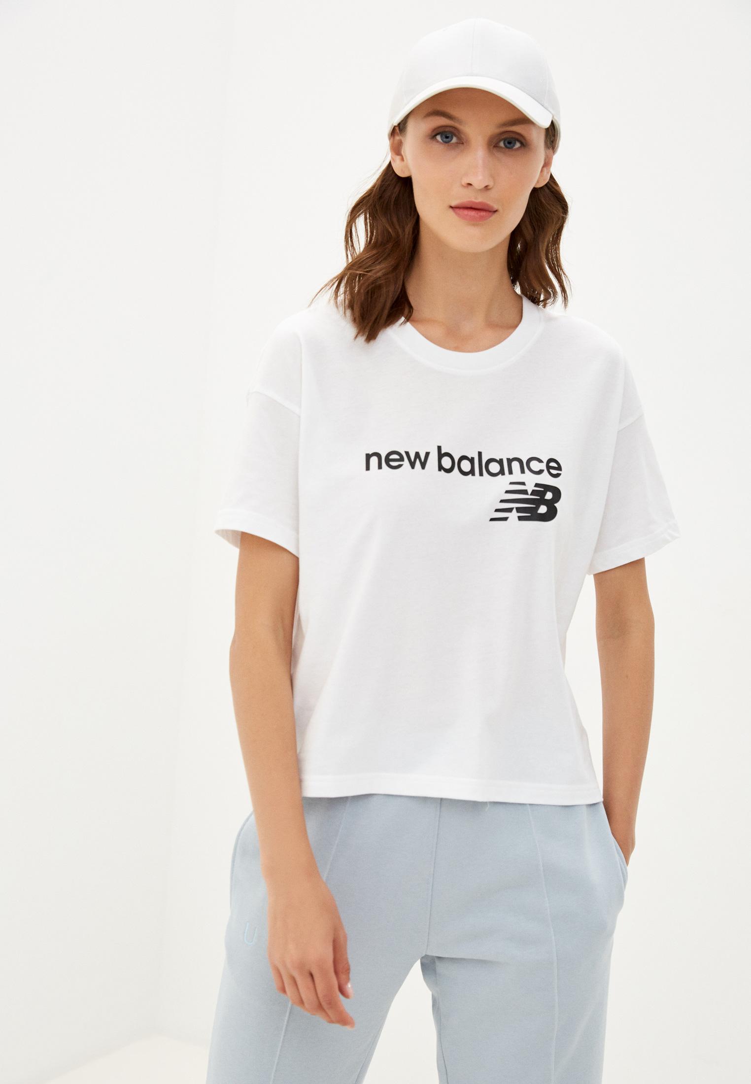 Футболка New Balance (Нью Баланс) WT03805