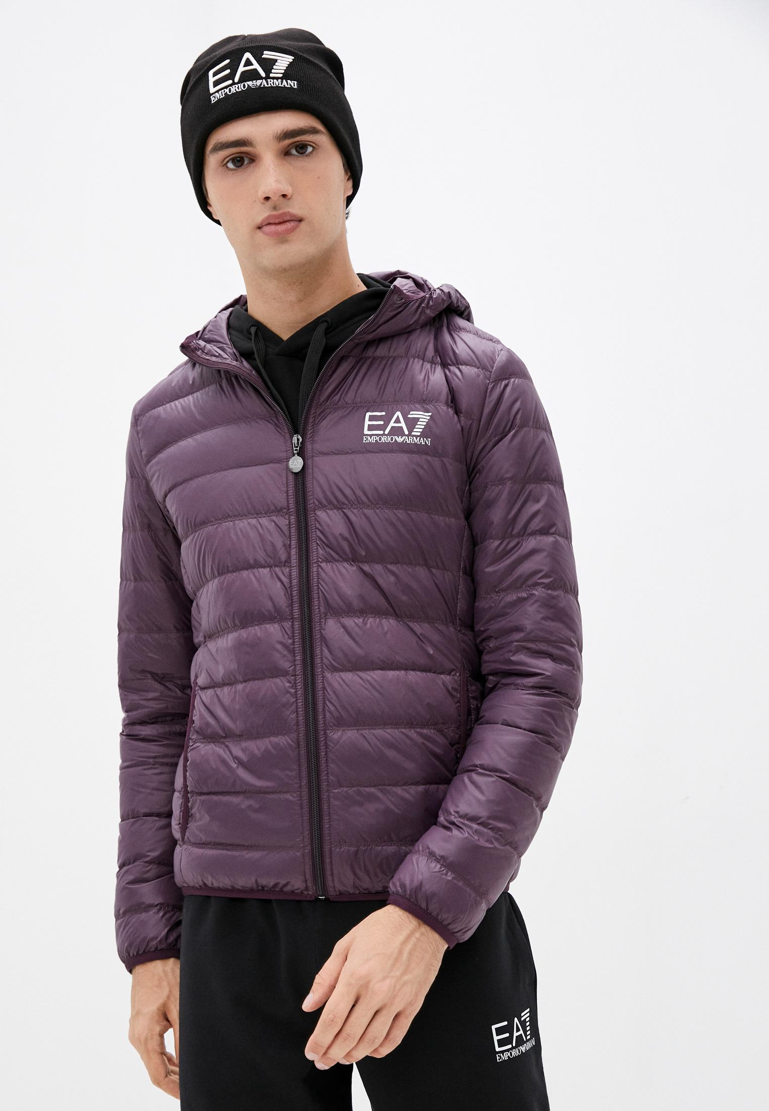 Куртка EA7 Пуховик EA7