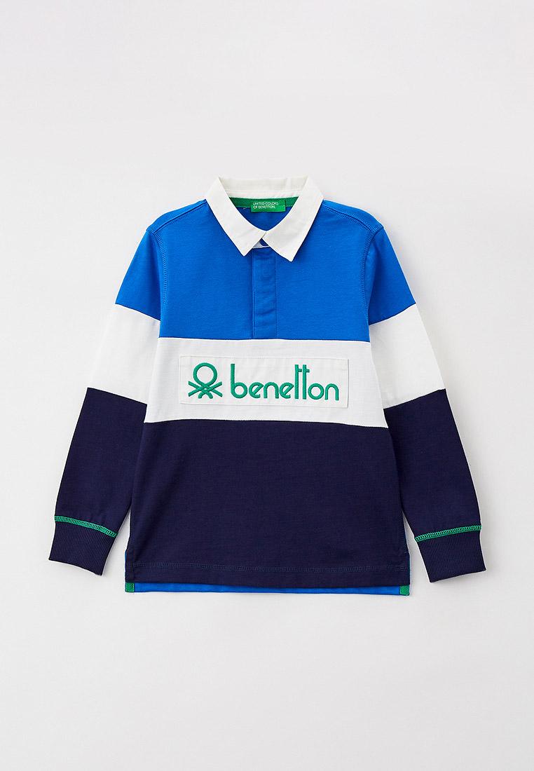 Поло United Colors of Benetton (Юнайтед Колорс оф Бенеттон) Поло United Colors of Benetton