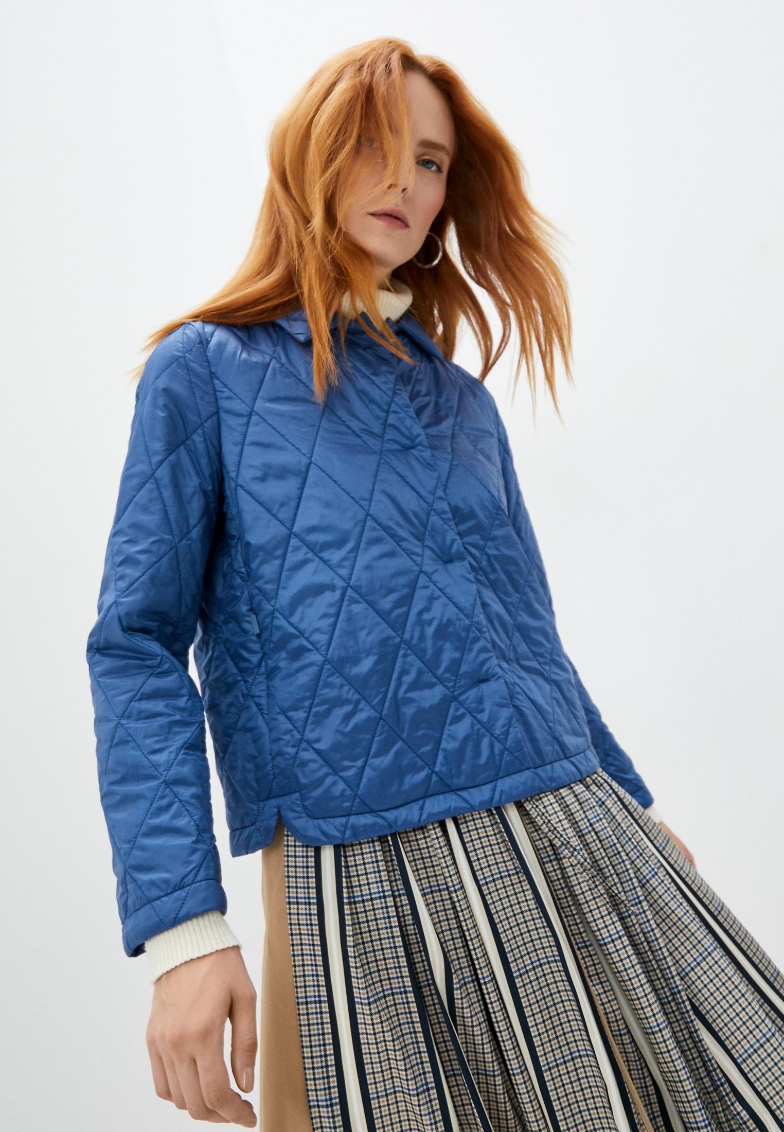 Утепленная куртка Weekend Max Mara 54860219