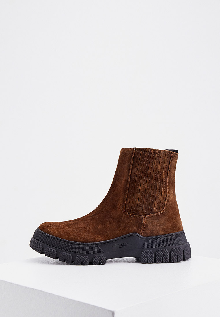 Женские ботинки Weekend Max Mara 57960314