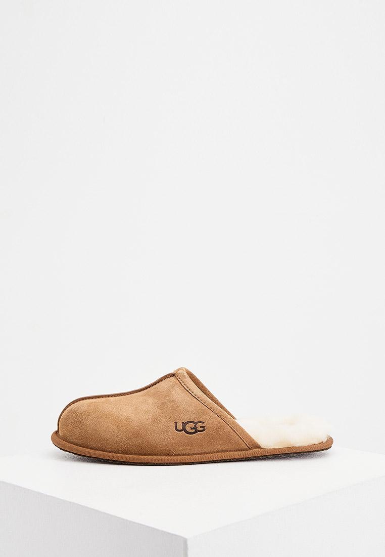 Мужская домашняя обувь UGG Тапочки UGG