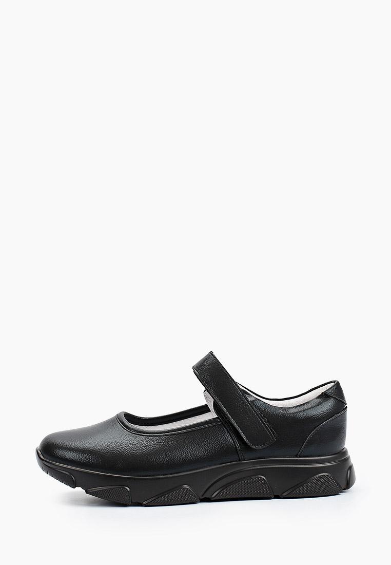 Туфли для девочек Котофей 633042-21