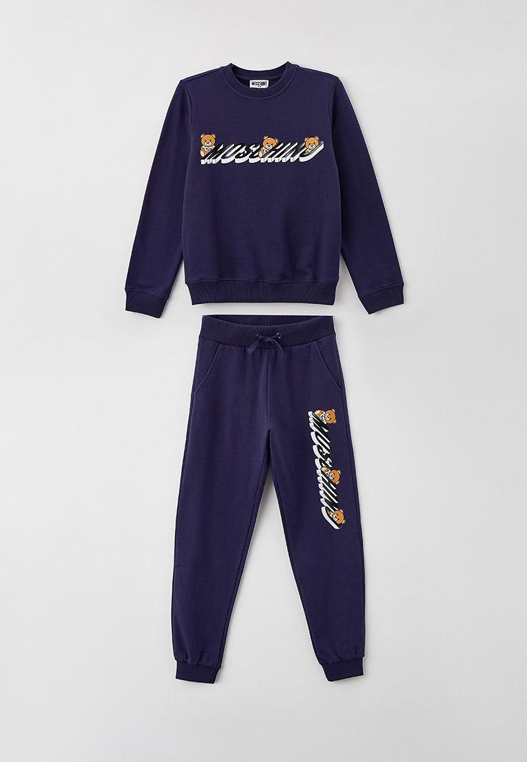 Спортивный костюм MOSCHINO KID HUK02J