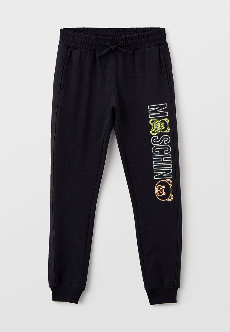 Спортивные брюки MOSCHINO KID Брюки спортивные Moschino Kid