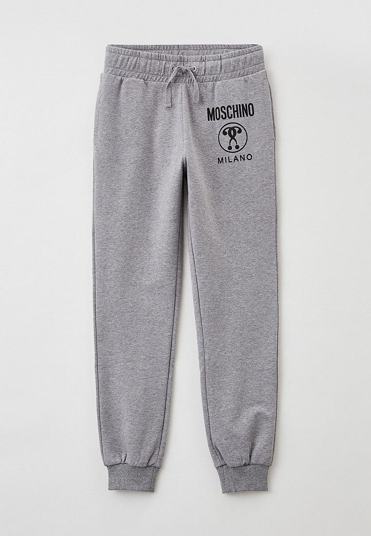 Спортивные брюки MOSCHINO KID HUP04R