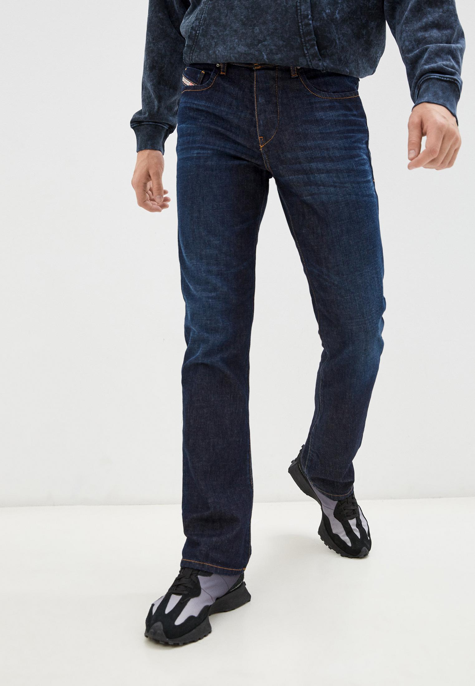 Мужские прямые джинсы Diesel (Дизель) A0348709A12