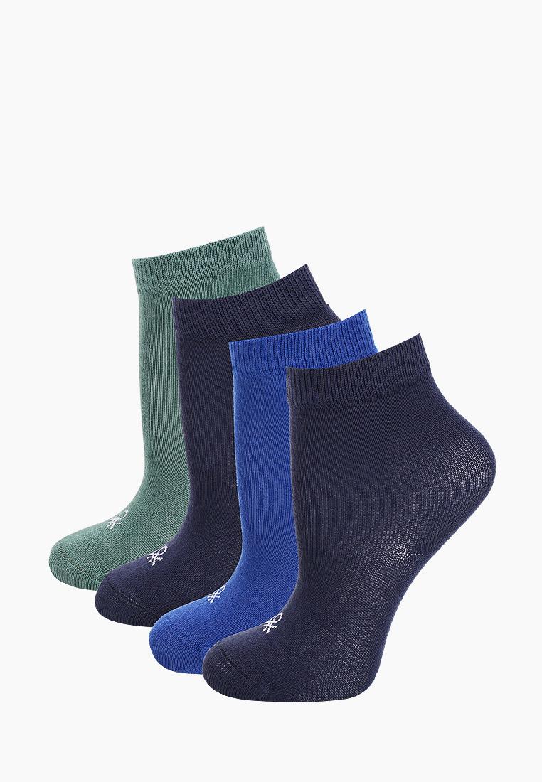 Носки United Colors of Benetton (Юнайтед Колорс оф Бенеттон) Носки 4 пары United Colors of Benetton