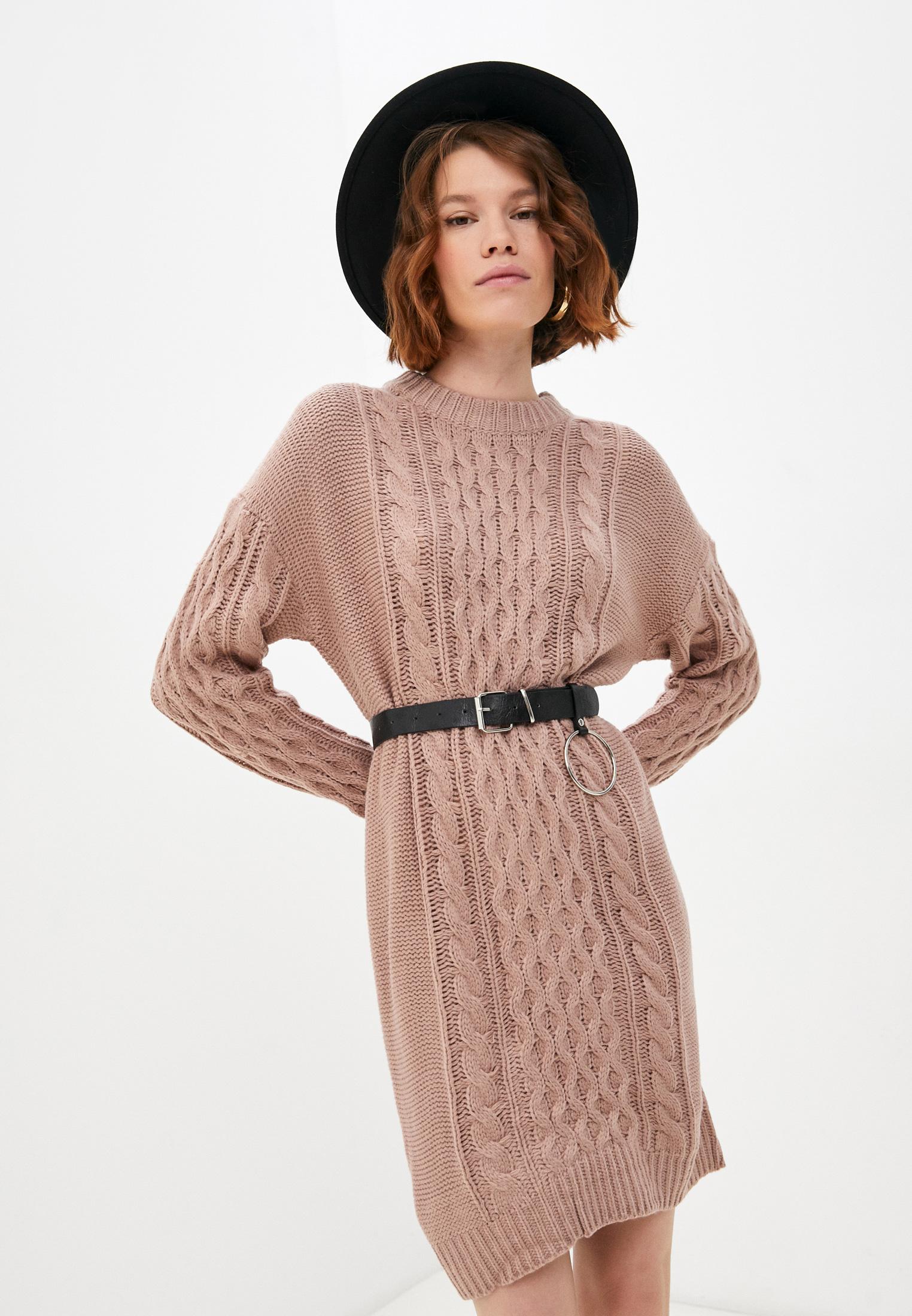 Вязаное платье Pink Summer Платье Pink Summer