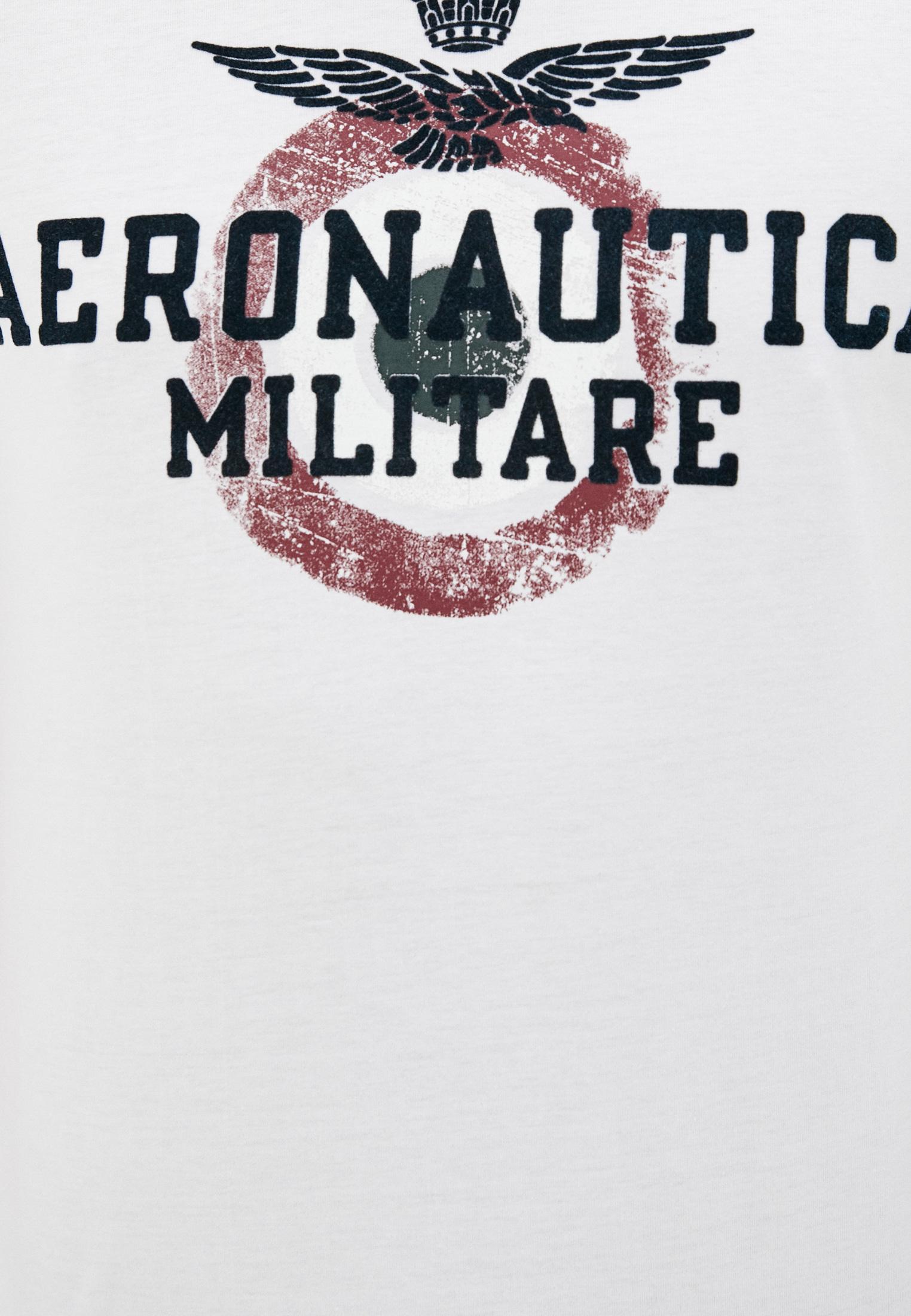 Футболка Aeronautica Militare 212TS1901J511: изображение 5