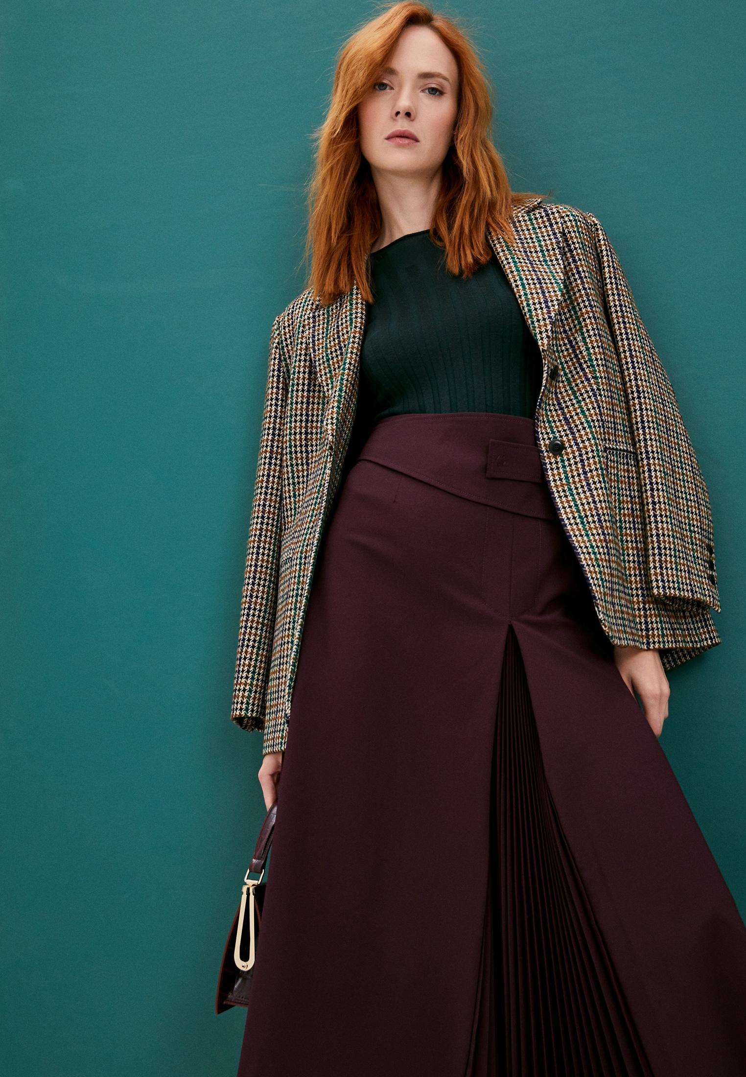 Широкая юбка Beatrice. B 21FA5565ROMOLO: изображение 2