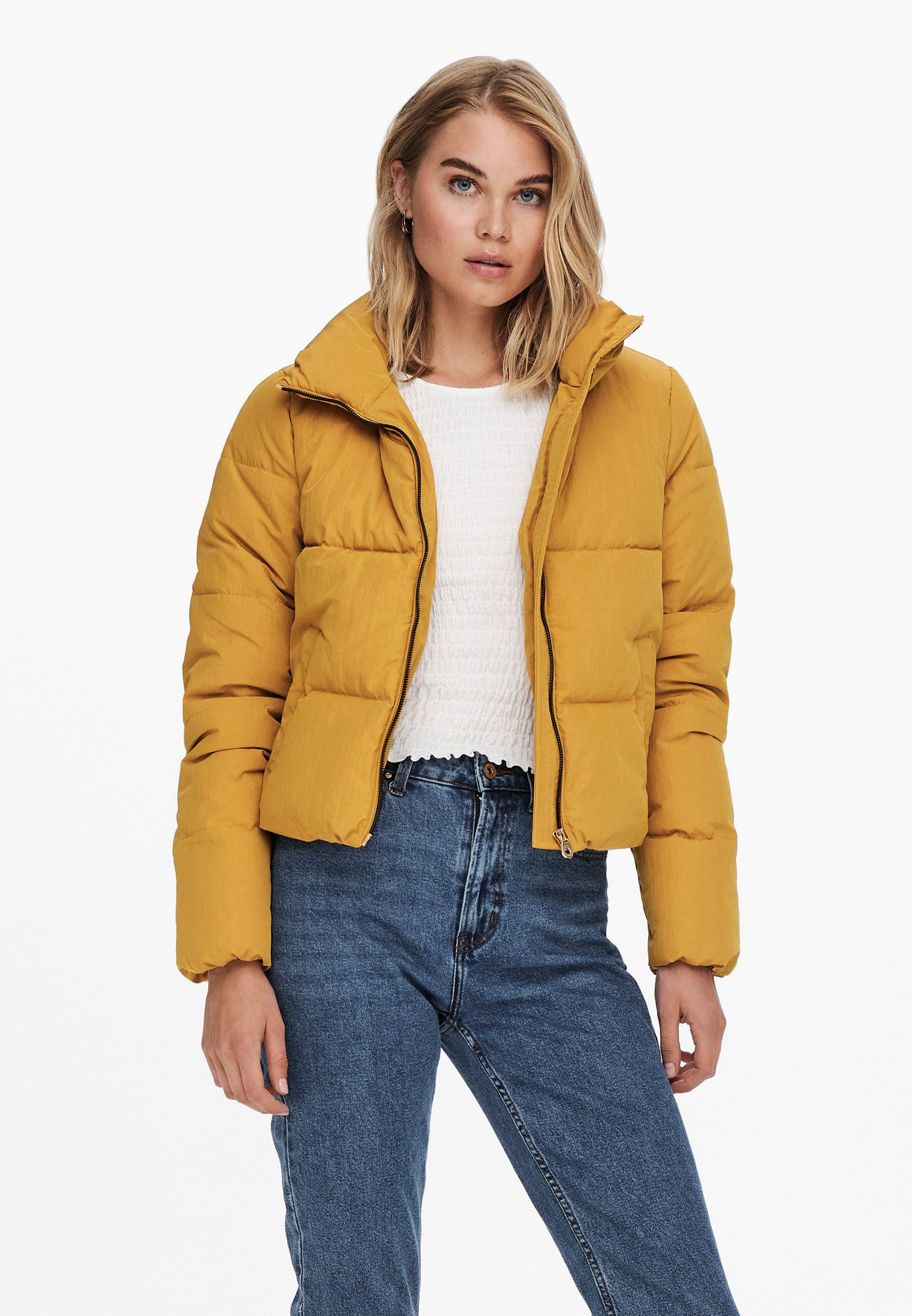 Утепленная куртка Only (Онли) 15205371