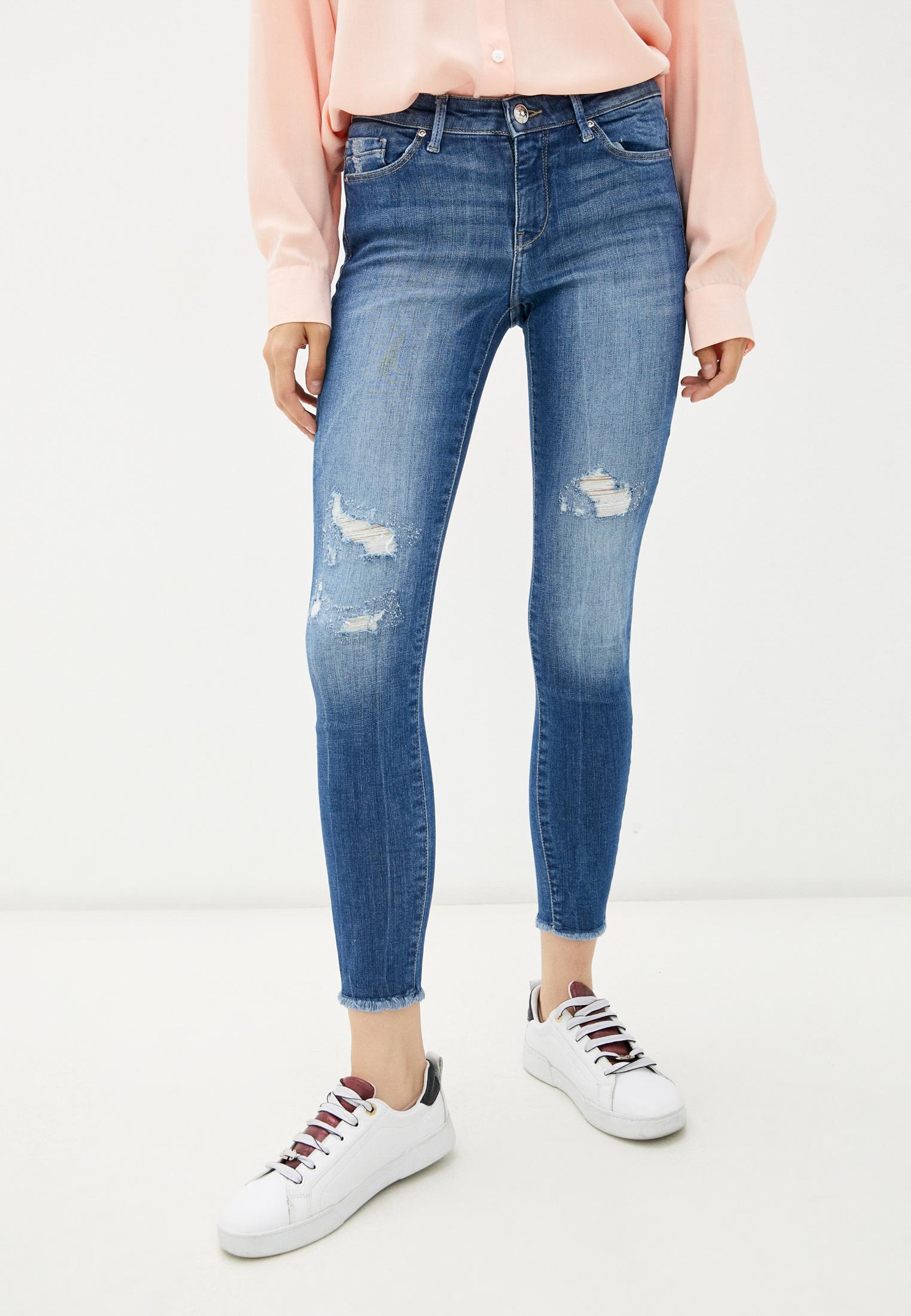 Зауженные джинсы Only (Онли) 15216927